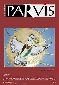 parvis2014_revue64_nonviolencecouverture