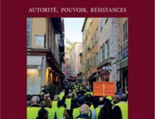 Revue 98-99 été 2020 : Autorité, Pouvoir, Résistances